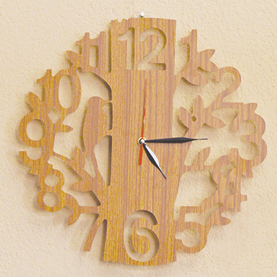Jungle Clock