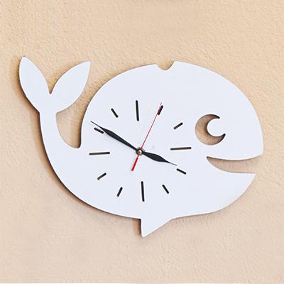 Whale Clock